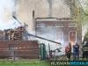 Boerderij door brand verwoest in Siddeburen