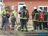 Woningen ontruimd na gaslek door graafwerkzaamheden in Vlagtwedde
