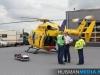 Man op grasmaaier gewond na aanrijding met auto in Bellingwolde