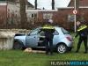 Twee gewonden bij bizar ongeval in Oude Pekela