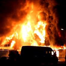 preview nieuwsreportage brand kartcentrum stadskanaal