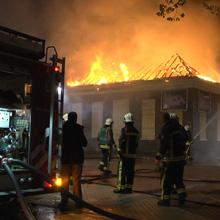 preview nieuwsreportage brandstichting centrum winschoten