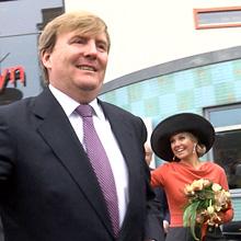 preview nieuwsreportage koninklijk bezoek veendam
