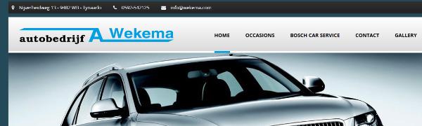 AutobedrijfWekema.nl