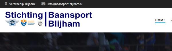 Baansport-Blijham.nl