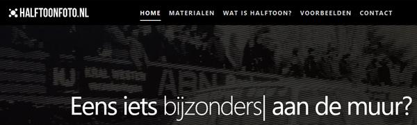 HalftoonFoto.nl